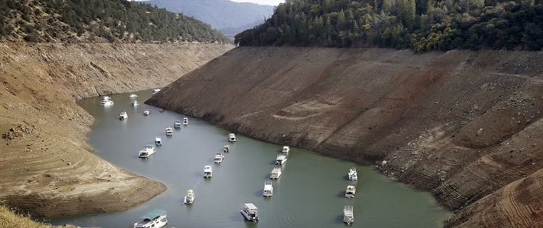 Lake Oroville drought 2 med